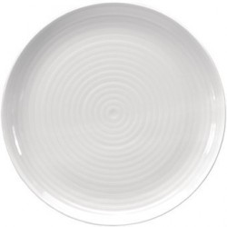Assiette plate Intenzzo White 310mm GR009