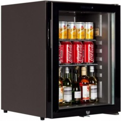 Mini frigo bar 30L vitré
