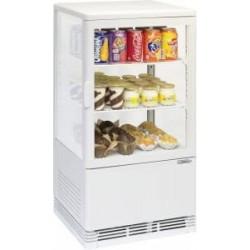 Mini vitrine réfrigérée positive 58L