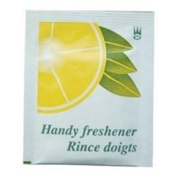 Petite serviettes rafraîchissantes Plastico CE231