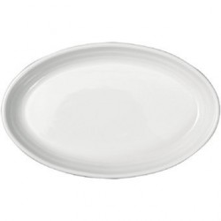 Petit plat Intenzzo White 170 x 110mm GR019