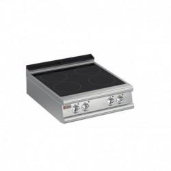 Plaque de cuisson induction 4 zones gamme 700 Baron 70PCIND800