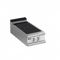 Plaque de cuisson induction 2 zones gamme 700 Baron 70PCIND400