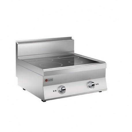 Plaque de cuisson Induction 2 zones Gamme 650 Baron 60PCIND722