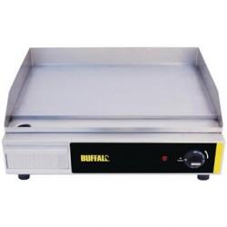 Plaque de cuisson électrique Buffalo 525 x 450mm L515