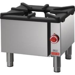 Réchaud au sol à gaz Gastro M 650 1 feu FPG 55 GN076