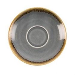 Soucoupe couleur océan Olympia Kiln pour GP328 115mm GP345