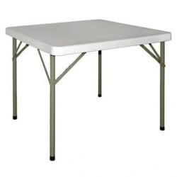 Table carrée pliante Bolero Y807