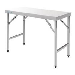 Table pliante inox Vogue CB905