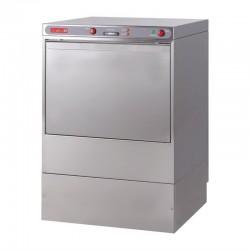Lave-vaisselle Maestro Gastro M 50x50 400V avec pompe de vidange et doseur détergent