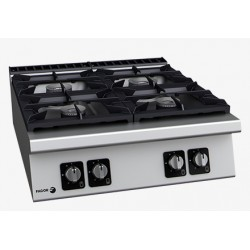 Cuisinière à gaz à poser 2 feux FAGOR C-G940