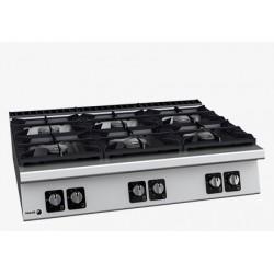 Cuisinière à gaz à poser 6 feux FAGOR C-G960