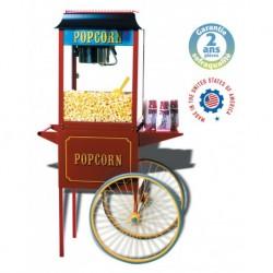 Chariot à pop-corn