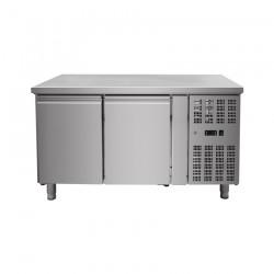 Meuble pâtissier réfrigéré 2 portes froid positif gamme 800