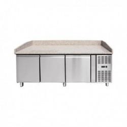 Table à pizza - SKYRAINBOW - THPZ3600TN