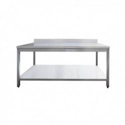 Table inox - SKYRAINBOW - THATS76A