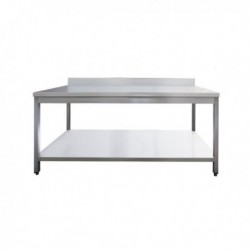 Table inox - SKYRAINBOW - THATS86A