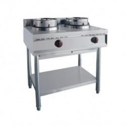 Réchaud wok - SKYRAINBOW - THZ2