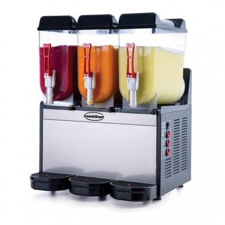 Machine à granités triple bacs 3x12L Combisteel 7065.0010