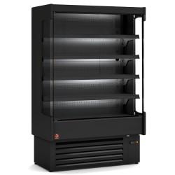 2560 x 797 x 2000 - Mural réfrigéré libre service ventilé avec groupe Diamond NIA25/B5-7