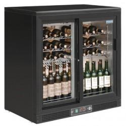 Cave à vin 56 bouteilles portes coulissantes POLAR GH130