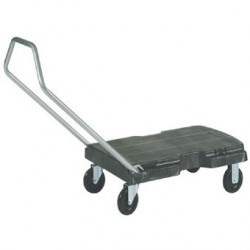 Chariot triple fonction Rubbermaid F682