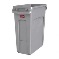 Collecteur Slim Jim Rubbermaid 60L F603