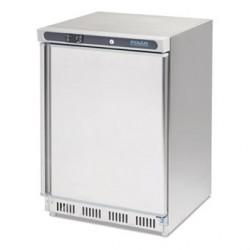 Dessous de comptoir négatif inox Polar 140L CD081