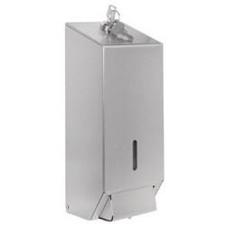 Distributeur de savon liquide en acier inoxydable Jantex GJ034