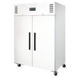 Armoire réfrigérée positive gastronorme double porte Polar 1200L CC663