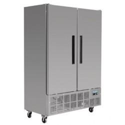 Armoire réfrigérée positive 2 portes 960L Polar GD879
