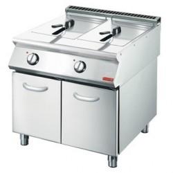 Friteuse électrique Gastro M 2x 10L 70 80FRE GL933