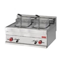 Friteuse électrique Gastro M 65 71 FRE 2x 10L GL922