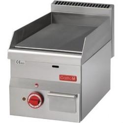 Fry top électrique plaque lisse Gastro M 600 60 30FTE GN021